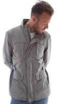 Geox M6220Q T0706 Jacket Man Grey Grey