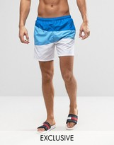 HUGO BOSS BOSS By Butterfly Swim Shorts