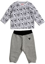 GUESS Long-Sleeve Tee and Joggers Set (0-24m)