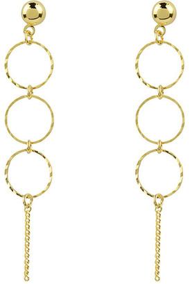Tesori Bellini Petite Trinity Earrings