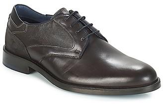 Carlington JECINZA men's Casual Shoes in Grey