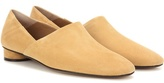 The Row Noelle Suede Slippers