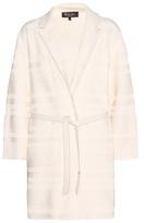Loro Piana Castiglioncello Silk And Cotton Coat