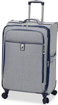 """London Fog Oxford Hyperlight 25"""" Expandable Spinner Suitcase, Created for Macy's"""
