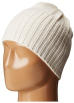MICHAEL Michael Kors Jersey Shallow Hat with Buttons
