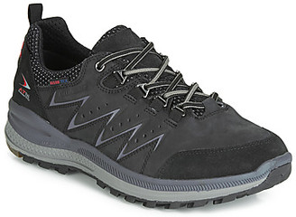 Allrounder by Mephisto RAKE OFF-TEX men's Shoes (Trainers) in Black