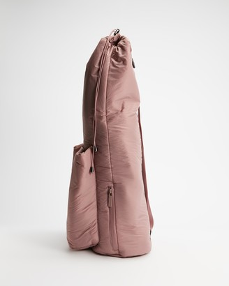 Mng Women's Pink Gym & Yoga - Yoga Mat Duffle Bag - Size One Size at The Iconic