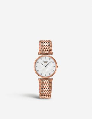 Longines L4.512.1.97.8 La Grande Classique watch