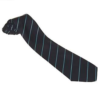 AG Jeans Unbranded Chigwell School Swallow's House 6th Form School Tie, 52, Navy/Sky