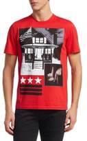 Givenchy Cuban LA House Cotton Tee