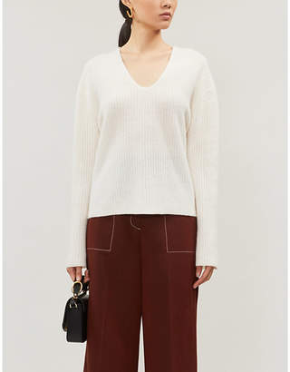 360 Cashmere Reese oversized cashmere jumper