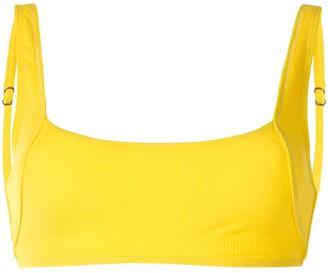 SUBOO Ines square bikini top