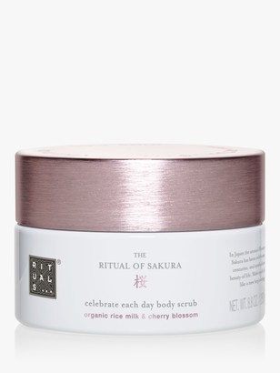 RITUALS The Ritual of Sakura Celebrate Each Day Body Scrub, 250g