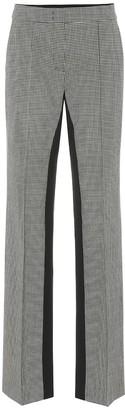 Dorothee Schumacher Minimal Vichy high-rise pants