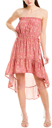 Tessora Anisa Silk A-Line Dress