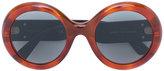 Gucci round-frame sunglasses - men - Acetate - One Size