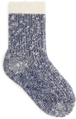 Arket Chunky Cotton Socks
