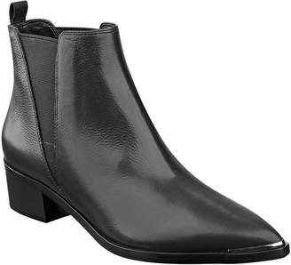 Marc Fisher Yale Leather Pointed Chelsea Booties