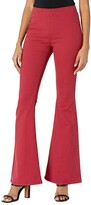 Thumbnail for your product : Rock and Roll Cowgirl Mid-Rise Pull-On in Scarlet WPH6120