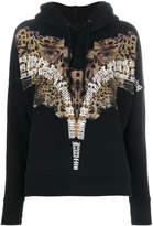 Marcelo Burlon County of Milan printed hoodie