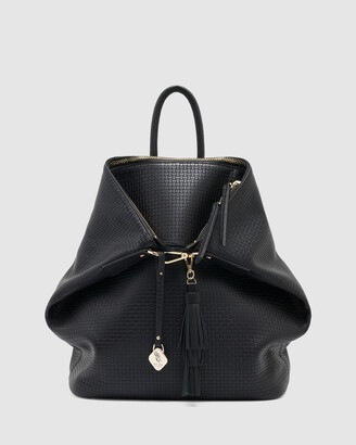 She Lion - Women's Leather bags - The Negotiator Backpack - Size One Size at The Iconic