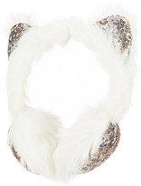 Copper Key Girls Furry Cat Earmuffs
