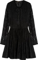 Maje Lace mini dress