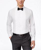 Alfani Fitted French Cuff Tuxedo Performance Shirt