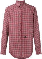 DSQUARED2 check shirt - men - Cotton - 46