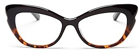 Kate Spade Women's Alva Cat Eye Readers, 52mm