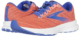 Brooks Launch 7 (Turbulence/Grey/Blue) Women's Running Shoes