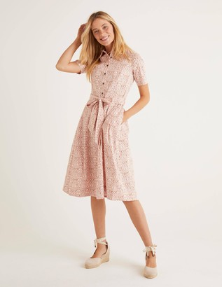Anastasia Shirt Dress