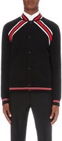 Givenchy Teddy Cotton-jersey Jacket