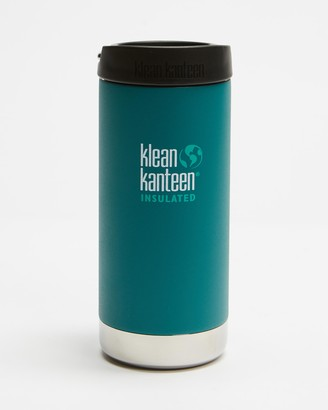 Klean Kanteen Green Water bottles - TKWide 12oz Cafe Cap - Size One Size at The Iconic