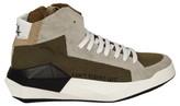 Cinzia Araia Don't Forget Left Hi-Top Sneakers