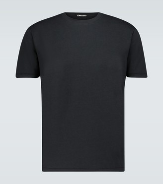 Tom Ford Slim-fit short-sleeved T-shirt