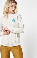 Obey Jumble Stacks Delancey Sweatshirt