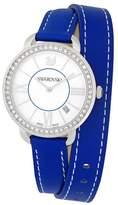 Swarovski Women's Aila Day Double Tour Swiss Quartz Watch, 37mm