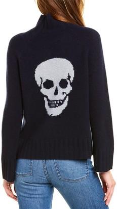 360 Cashmere Leighton Turtleneck Cashmere Sweater
