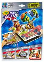 Crayola ; Color Alive 2.0 - Zombies
