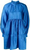 Stine Goya Tiered Mini Dress