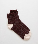 aerie Chenille Ankle Socks