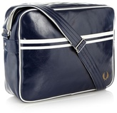 Fred Perry Navy Classic Shoulder Bag