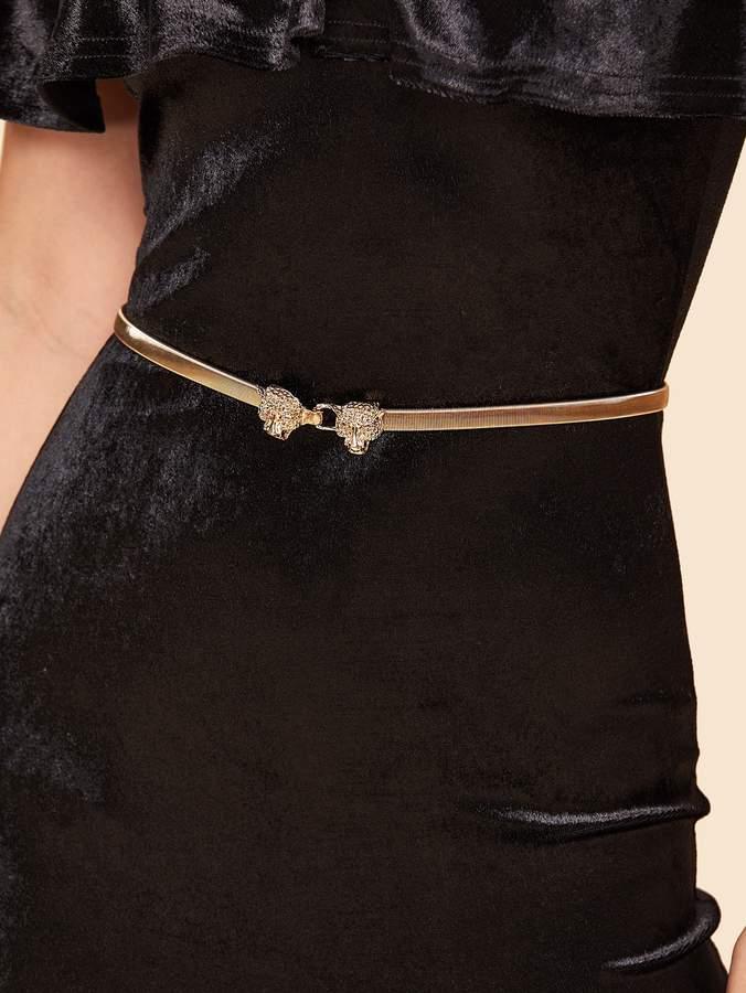 953b6ba45c Gold Skinny Women's Belts - ShopStyle