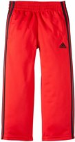 adidas Elite Tricot Pants (Toddler/Kid) - Bright Red-4