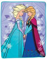 Avon Living Disney Frozen Sisters Musical Blanket