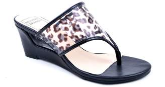 New York Transit Fun Women's Wedge Sandals