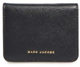 Marc Jacobs Women's Train Pass Leather Bifold Wallet - Black