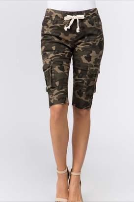 American Bazi Camo Bermuda Shorts