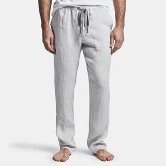 James Perse Linen Lounge Pant